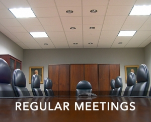 RM Moose Jaw Regular Meetings