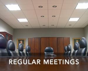 RM Moose Jaw Regular Meetings